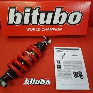 Bitubo XZE11 Rear Suspension for Yamaha R3/25 & MT3/25