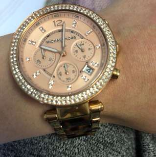 Michael Kors Watch needs battery change