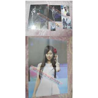[CRAZY DEAL 80% OFF FROM ORIGINAL PRICE][READY STOCK]GIRLS GENERATION SNSD SEOHYUN KOREA FANSITE GOODS (YOU WILL GET WHAT'S IN THE PICTURE)NEW!ORIGINAL FROM KOREA (PRICE NOT INCLUDE POSTAGE)PLEASE READ DETAILS FOR MORE INFO