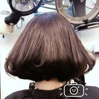Colour~hair cut~