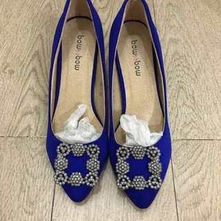 PRELOVED Sepatu Preloved Manolo Blahnik Bowbow