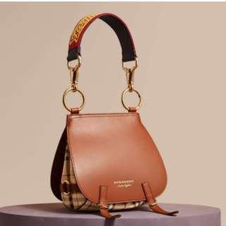 Burberry bag brown