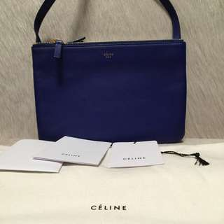 95% New Celine Trio Small 不議價