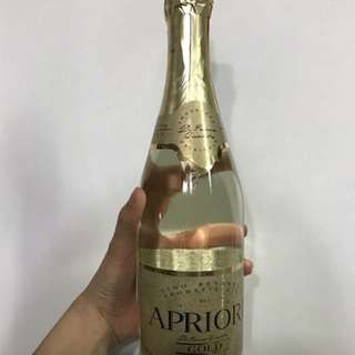 Party drink - Apriori gold - lady drink
