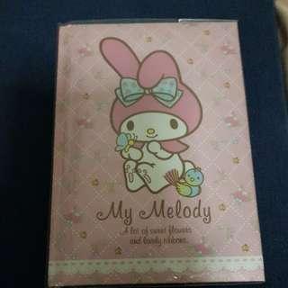 My Melody Notebook