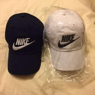Nike 老帽(黑白)