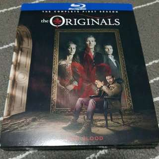 Pre-loved The Original Complete First Season Bluray Blu ray