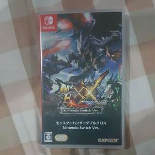 Monster Hunter Double Cross XX (JAP)