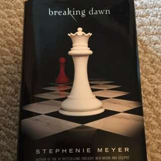 Breaking Dawn (Twilight Saga)