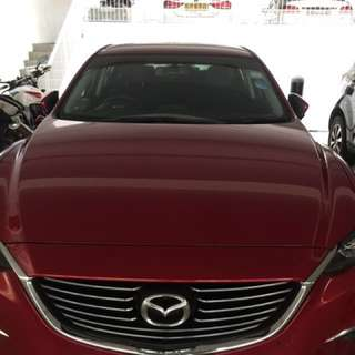 Mazda 6 , Year 2016 Executive model ,2000cc for lease