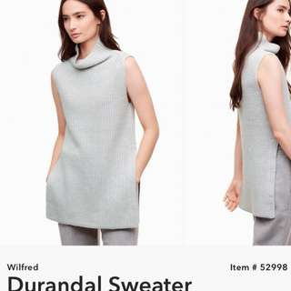 Wilfred Durandal Sweater