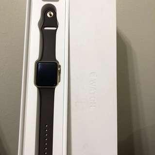 Apple Watch Series 2 - 42mm Gold Aluminium