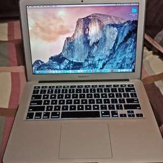 Mac air book 13inches