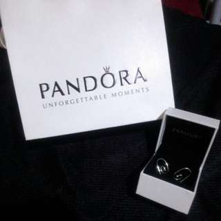 Preloved Pandora ear rings