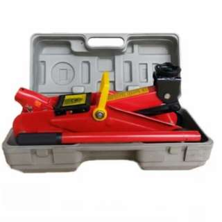 2nd Hand Prostar Hydraulic Floor Jack 2 ton 300 mmMax Lift with  Case