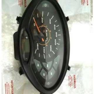 Wave i r 125 speedometer