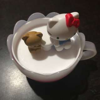 McDonald's Hello Kitty My Melody Cup