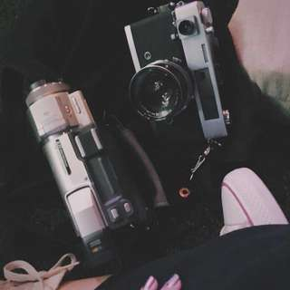 Konica Auto S Film Camera