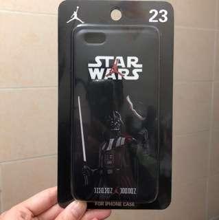 Star Wars x AJ iPhone 6 case