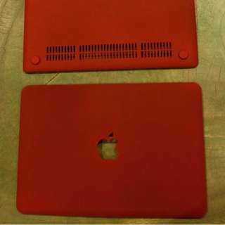 REDWINE MACBOOK CASE