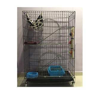Cat Cage Starter Pack