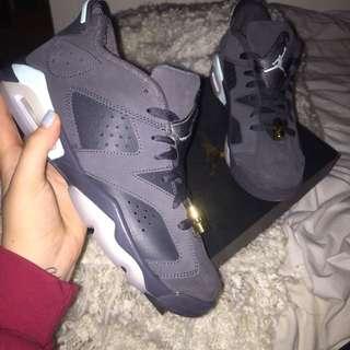 Jordan 6, chrome lows!!!