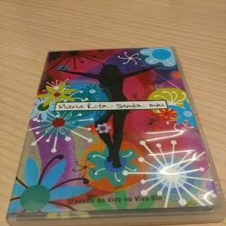 mana rita samba meu dvd