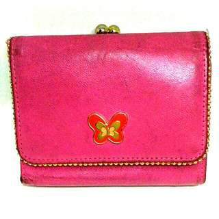 Authentic ANNA SUI wallet