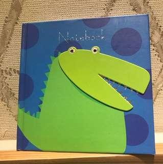 Buku tulis Crocodile