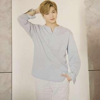 Kang daniel full body yohi poster