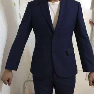 Blazer and Pants Burton brand P5,000 (nego)