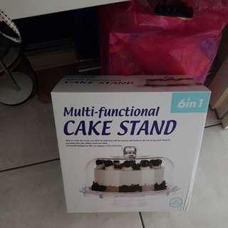 Maulti-fuctional cake stand. Q