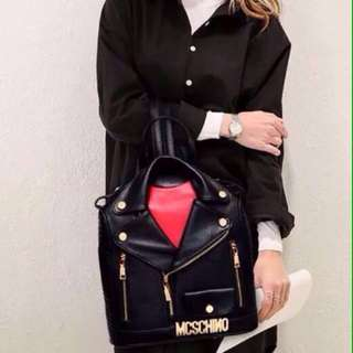 Moschino Backpack/Shoulder purse