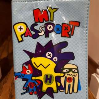 Paperchase passport holder