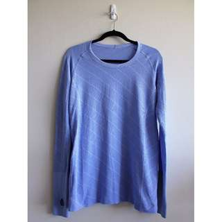PRICE DROP -Sz 12 - Lululemon Long Sleeve Tshirt