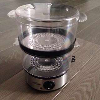 Electric Steamer 2 Tier