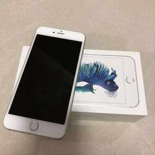 Apple iPhone 6s Plus 64g 銀色