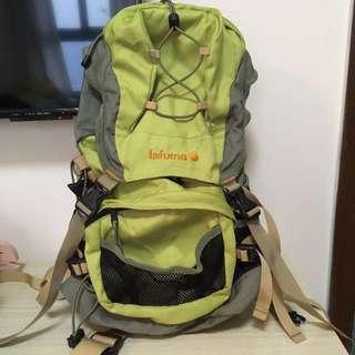 Lafuma 30L 多功能行山背包backpack