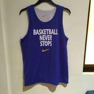 Nike reversible jersey