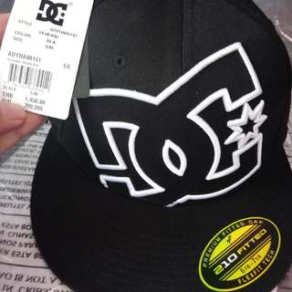 Topi DC.. Ori.. New.. Black..