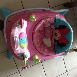 Mini mouse light up Walker