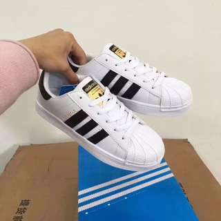 🚚 Adidas愛迪達貝殼鞋金標