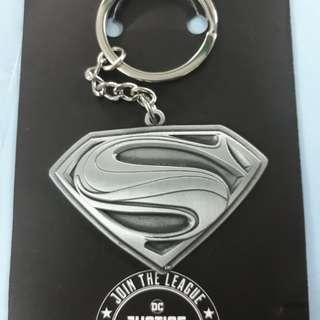 keychain/gantungan kunci superman original stuff by DC Comics Justice League