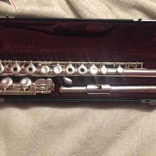 Yamaha YFL-481H Intermediate Flute, B Footjoint