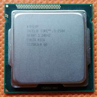 Intel® Core™ i5-2500 Processor 6M Cache, up to 3.70 GHz
