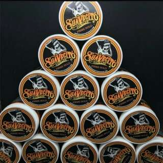 [IN-STOCK] Suavecito Original Firme/Strong Pomade