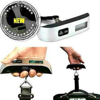 New Luggage Scale