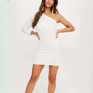 BNWT Missguided One Shoulder Dress