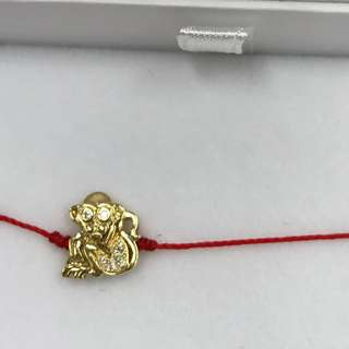 ♥️📣REDLINE 巴黎超正,正品,18K gold with diamond