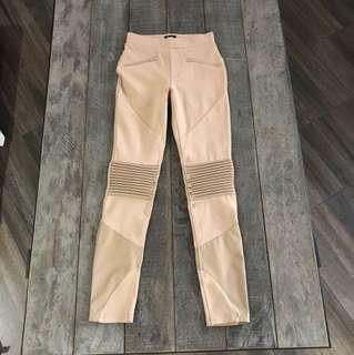 BARDOT TAN PANTS | Size 6